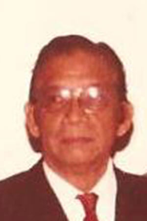 Alfredo C. Balderrama, M.D.